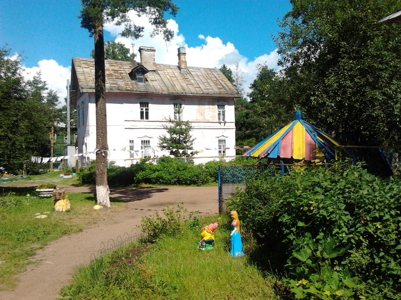 Загородное отделение детского сада - гбдоу детский сад